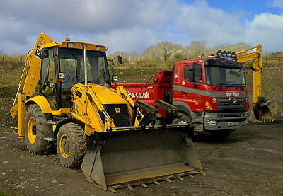 Tippers and plant hire